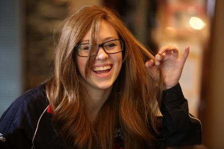 kea laughing