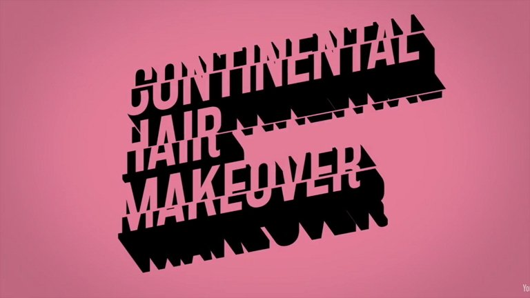Continental Hair Makeover