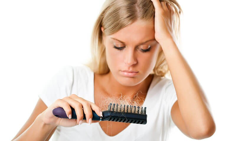 understanding the causes of hair loss